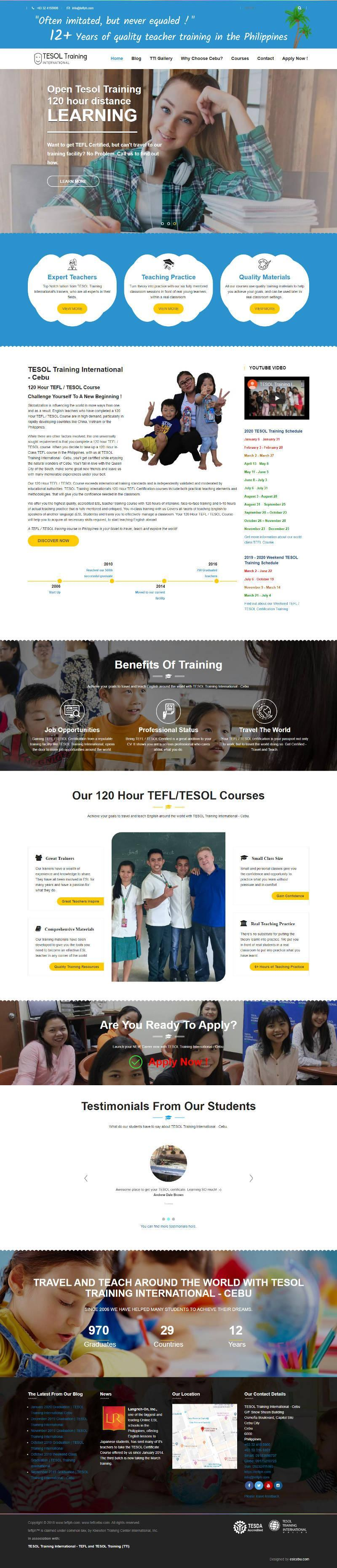 TESOL Training International