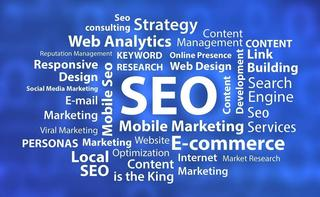 Lush Domain Website Design IN Surrey - 10 SEO Tips